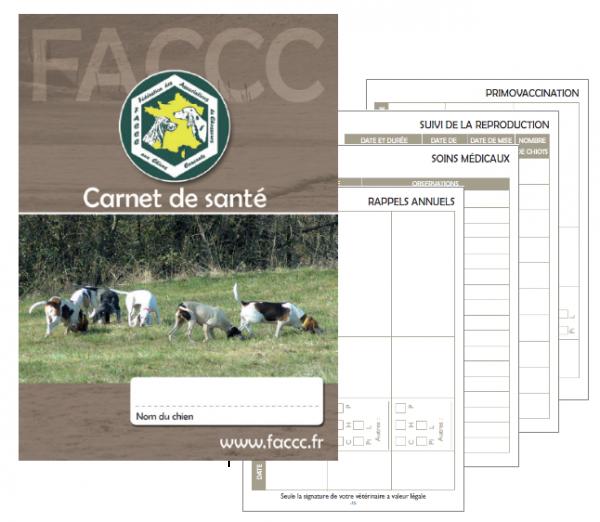 Favori Produits FACCC disponibles en exclusivité aux adhérents GX07